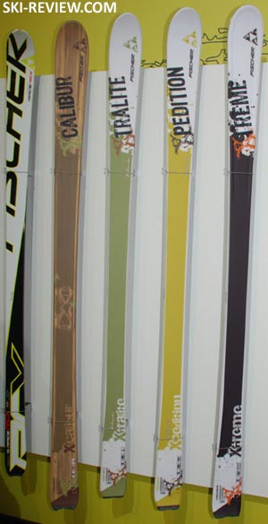 c003d7aa3f Fischer Skis 2011 - Ski-Review.com