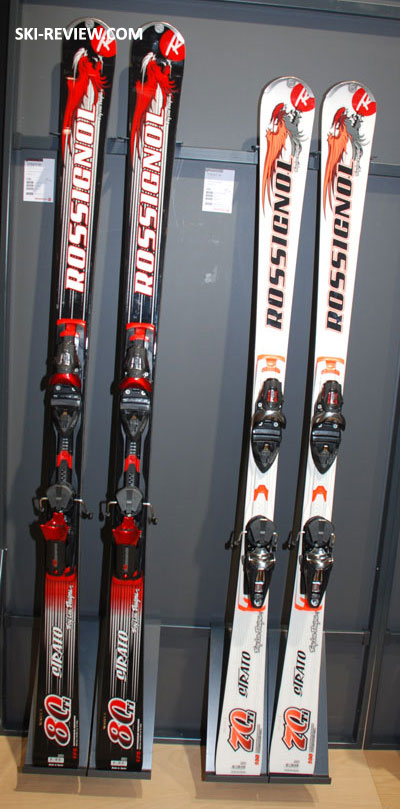Rossignol skis ski review