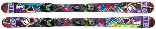 Nordica Ace Of Spades J Fastrack 2013