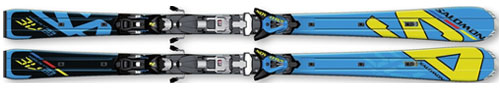 Salomon 3V Race Powerline 2013