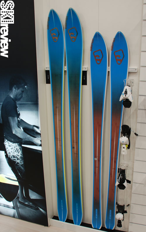 Salomon 2012 Preview Ski