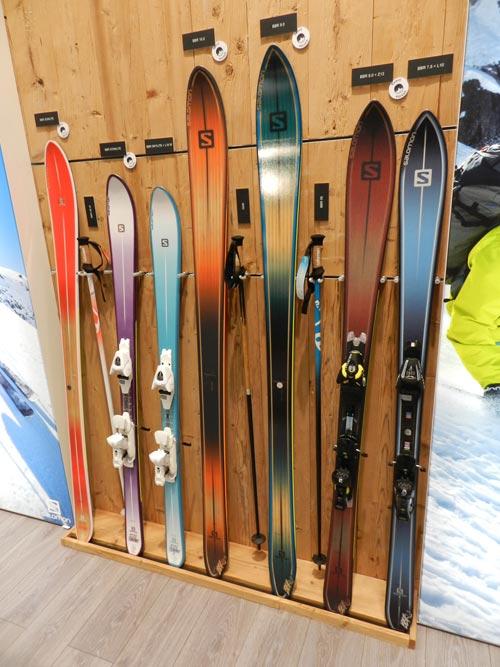 paras yksityiskohtaiset kuvat aito laatu salomon bbr 10 ski review | Becky (Chain Reaction Redwood City)