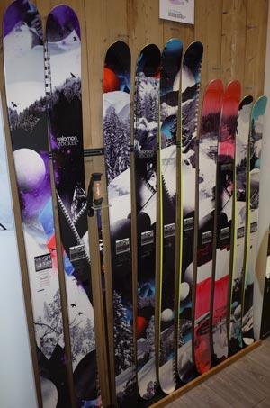 2013 Salomon Rocker 2 122 Ski Review